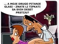 Karikatura dana by ZIG - srpanj