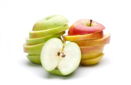Jabuka 15 minuta prije obroka - sjajna ideja