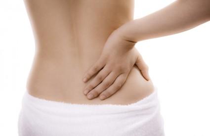 Kad vas bole leđa... vježbajte!