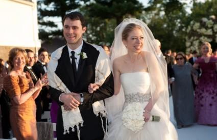 Chelsea Clinton vjenčanje