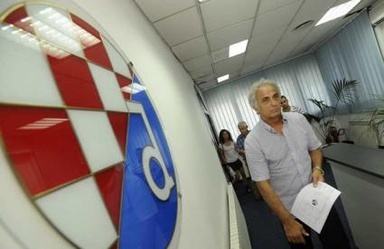 Vaha može biti zadovoljan jer Plavi  slave šesti uzastopni naslov prvaka Hrvatske, ali i 100 godina postojanja