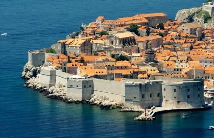 Dubrovnik je i dalje najatraktivniji