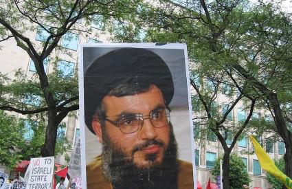 Hassan Nasrallah je noćna mora Izraela