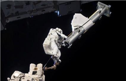 ISS se ponovno puni astronautima