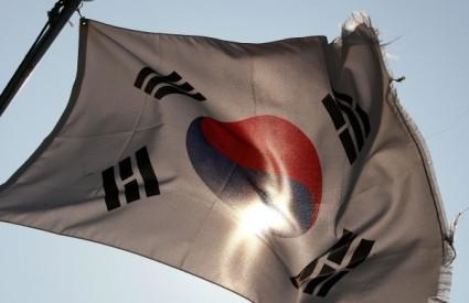 Vježba će se održati 100 kilometara južno od morske granice sa Sjevernom Korejom