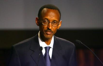 paul kagame ruanda