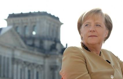 Angela Merkel cijelog dana hvali Hrvatsku