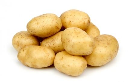 Obični kuhani krumpir ima vrlo malo kalorija