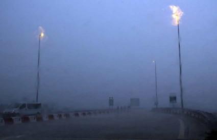 Magla smanjuje vidljivost na autocesti A6
