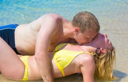 Na plaži obavezno, ali u moru ... hmmmm