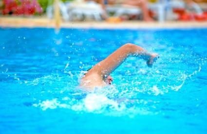 Plivanje je fantastično za organizam