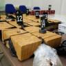 Policija na Bajakovu zaplijenila rekordnih 88,6 kilograma heroina