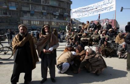 Prosvjedi u Afganistanu