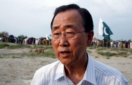 Ban Ki-moon protiv kemijskog oružja