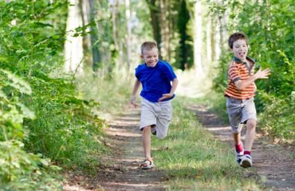 Djeci treba intenzivno vježbanje