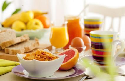 Bez doručka nikamo