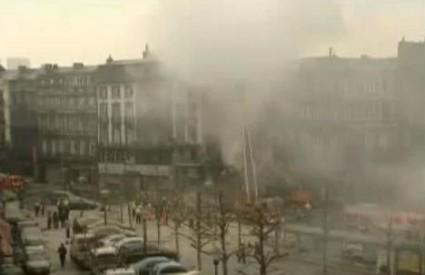 Eksplozija u Bruxellesu