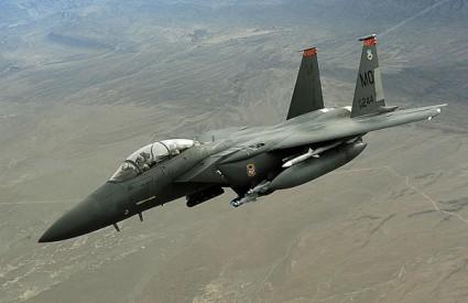 SAD prodaju Saudijskoj Arabiji lovce F-15
