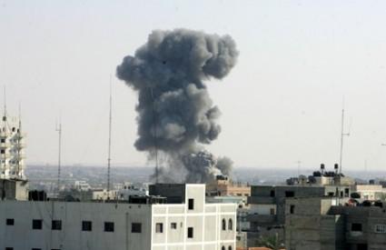 Nastavljaju se atentati u Pojasu Gaze