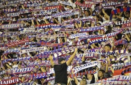 Hajdukovi navijači