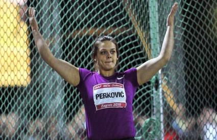 Strašan rezultat Sandre Perković