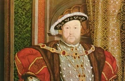 engleski kralj Henrik VIII.