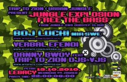 Jungle Explosion
