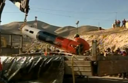 Tunel je spreman za izvlačenje rudara