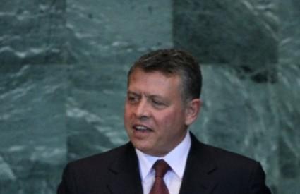 Jordanski kralj brine za Palestince