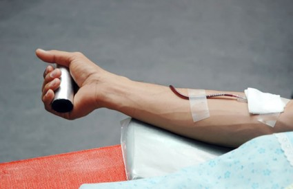 Pridružite se i darujte krv