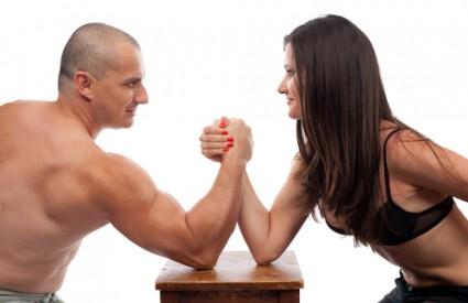 Mišići izgaraju više kalorija