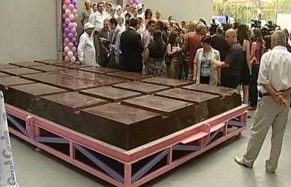 Najveća čokolada