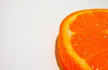 Kora naranče 20 puta je snažniji antioksidans od pulpe