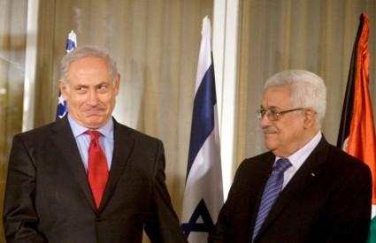 Netanyahu i Abas