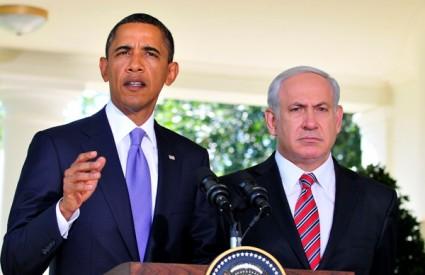Obama i Netanyahu