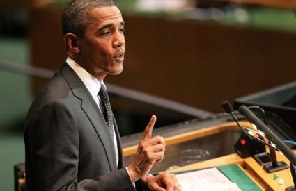 Obama se trudi biti vickast