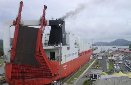 Panamski kanal je obnovljen i proširen