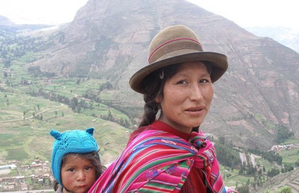 Peru: Otkriveno pismo s tragovima izumrlog jezika