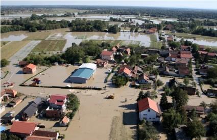 Štetu od poplava prijavilo 435 osoba