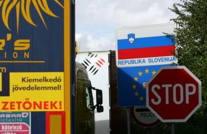 Slovenci nam spuštaju rampu