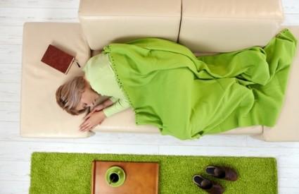 Pola sata na kauču vratit će vam energiju