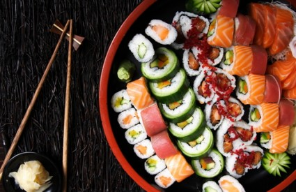 Kako napraviti sushi