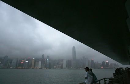 Tajfun Fanapi pogodio Tajvan