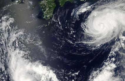 Tajfun Megi približava se Filipinima
