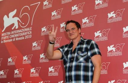 Počasnog Cesara zaradio je Quentin Tarantino kao