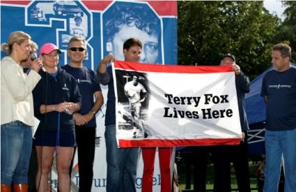 U 11. trci Terry Fox Run sudjelovalo preko 3,000 ljudi