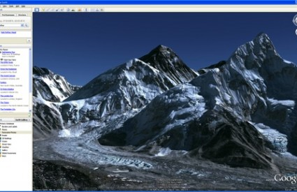 Everest se otapa