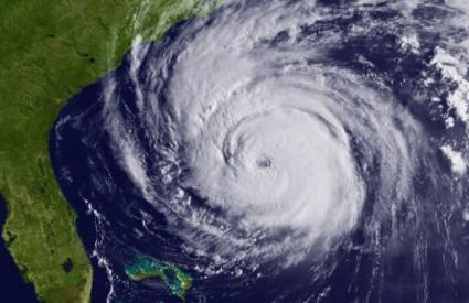 Uragani su sve češći