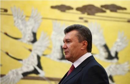 Janukovič pod pritiskom Putina