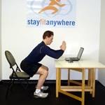 Vježba se i za stolom